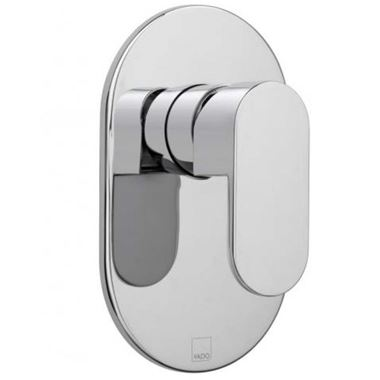 Vado Life Concealed Manual Shower Valve - 1 Outlet
