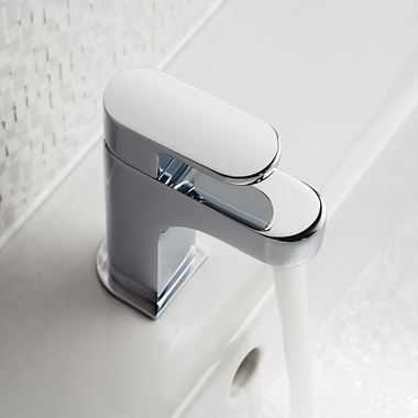 Vado Life Mini Basin Mixer Tap
