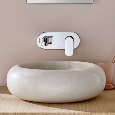 Vado Life Wall Mounted Basin Mixer Tap
