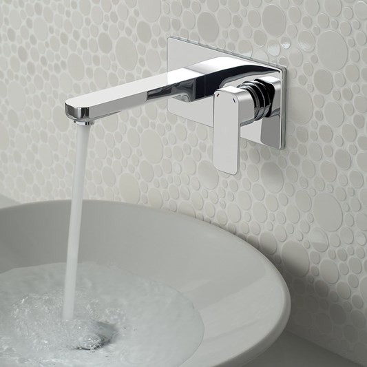 Vado Phase Wall Mounted Basin Mixer Tap