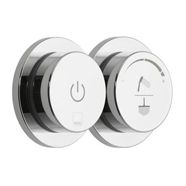 Vado Sensori SmartDial 2 Outlet Digital Shower Control Valve