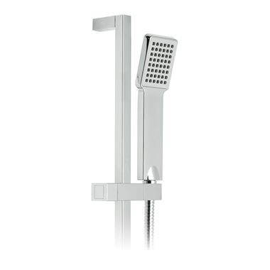 Vado V2 Slide Rail Shower Kit with Shower Handset and Hose