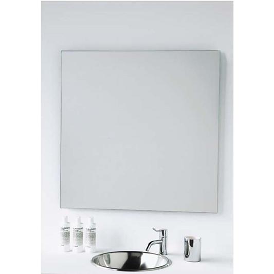 Vasic Slim Square Mirror 600 X 600mm 800 X 800mm Drench