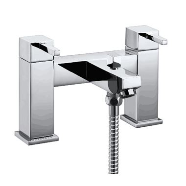 Vellamo Blox Bath Shower Mixer Tap