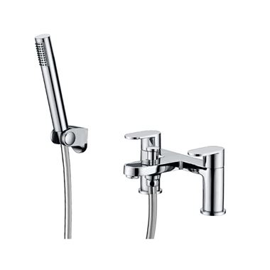 Vellamo Connect Bath Shower Mixer with Shower Kit