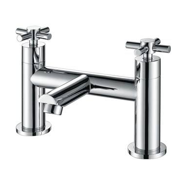 Vellamo Cross Bath Filler Tap