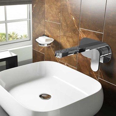Vellamo Desire Wall Mounted Basin Mixer