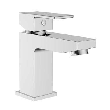 Vellamo Forte Basin Mixer Tap with Free Clicker Waste