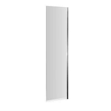 Vellamo 6mm Mini Fixed Bath Screen - 1400 x 350mm