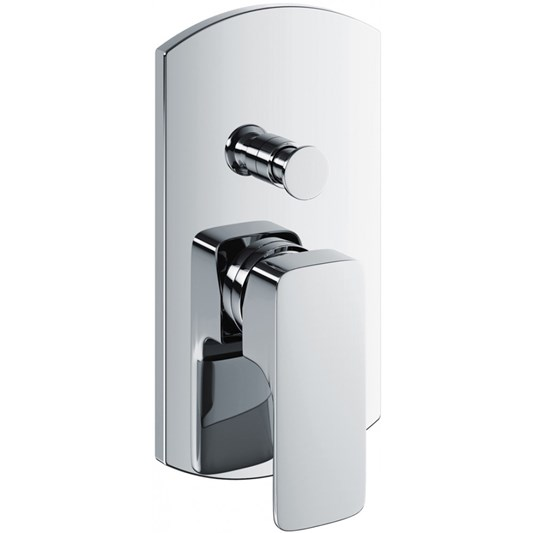 Vellamo Panache Concealed Manual Shower Valve with Diverter