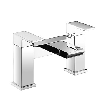 Vellamo Relate Waterfall Bath Filler Tap