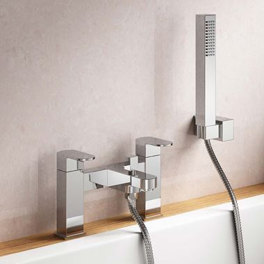 Vellamo Reveal Bath Shower Mixer Tap