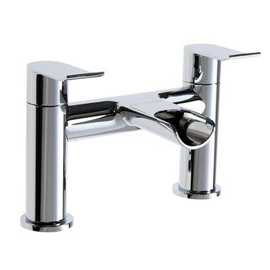 Vellamo River Waterfall Bath Filler Tap