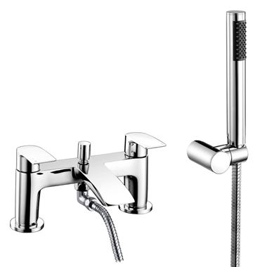 Vellamo Swift Waterfall Bath Shower Mixer Tap