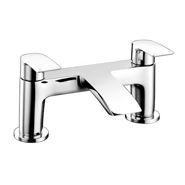 Vellamo Swift Waterfall Bath Filler Tap