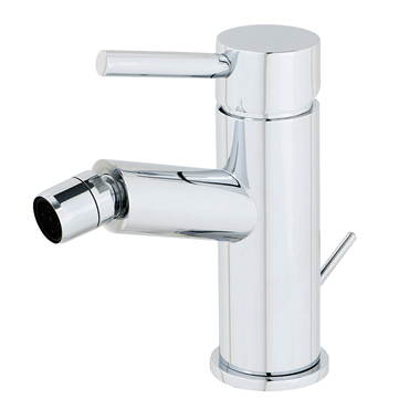Vellamo Twist Bidet Tap with Waste