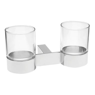 Vincent Double Glass Holder