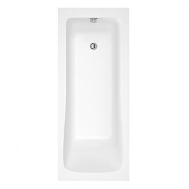 William Single Ended Reinforced or Standard Bath - 1700 x 750mm